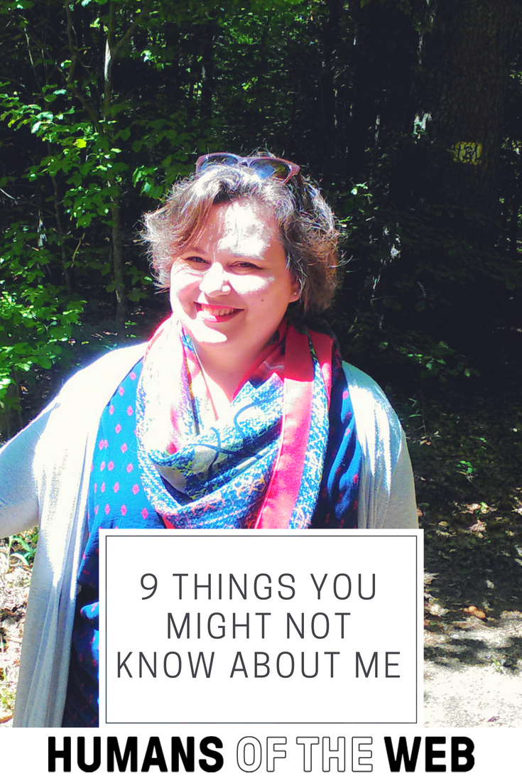 9 things you might not know about me - Humans of the Web